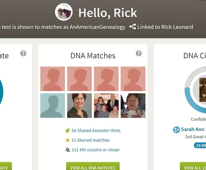 What to expect from your genealogical DNA results