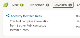 Building a good Public Ancestry.com tree – Part One: sources, citations, facts, andproof