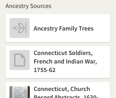Building a good Public Ancestry.com tree – Part Three: Attaching online records to your tree