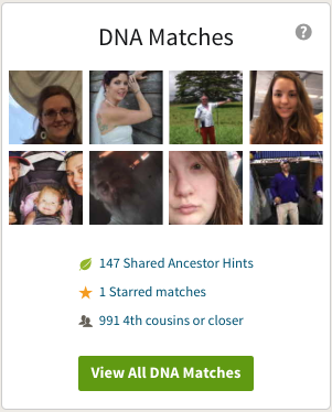 How to make the most of your AncestryDNA matches: Part 3 – Building connections to your unknown DNA matches