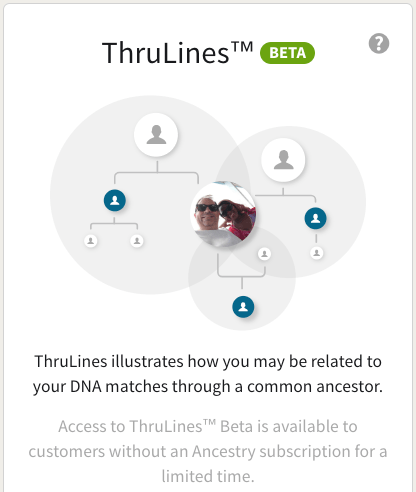 "Ancestry's new ThruLines feature is both a ""killer app"" and the start of the future of genealogy"